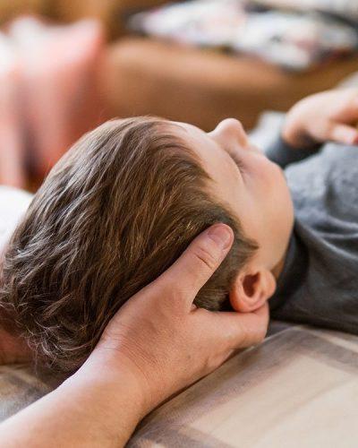 Ostéopathe pour les enfants